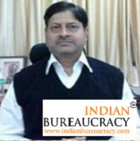 Pramod Kumar Upadhyaya IAS