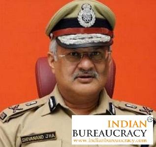 Shivanand Jha IPS