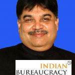 Sudhir Tripathi IAS