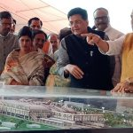 Home Minister lays foundation stone