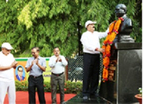 Ambedkar celebrated at NALCO