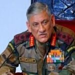 Army Chief General Bipin Rawat,