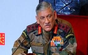 Army Chief General Bipin Rawat,