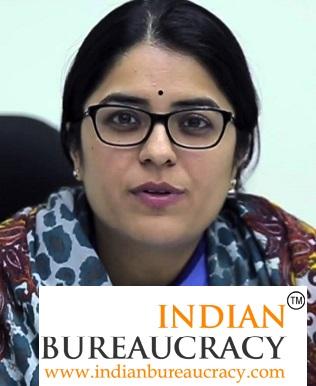 Avantika Singh Aulakh IAS