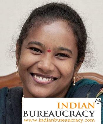 C Indhumathy IAS