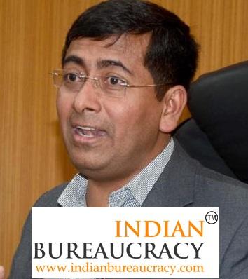 Chandra Bhushan Kumar IAS