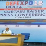 DEFEXPO-2018 Curtain Raiser