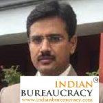 Dipendra Singh Kushwah IAS