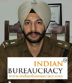 Jashandeep Singh Randhawa IPS