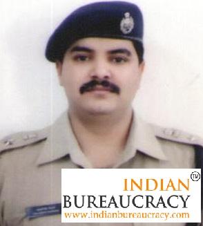 Kalanidhi Naithani IPS