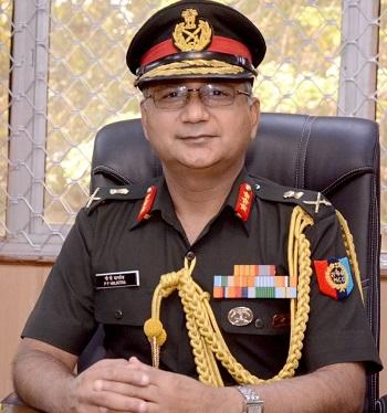 Lt Gen P P Malhotra