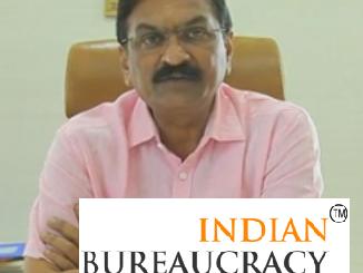 M S Patel IAS