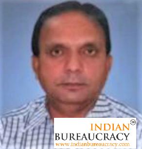 R J Makadia IAS
