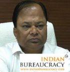 Shri R V Nimbalkar IAS