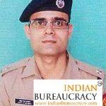 Rohit Singh Sajwan IPS