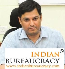 Sachin Kurve IAS