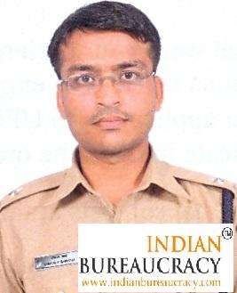 Sankalp Sharma IPS