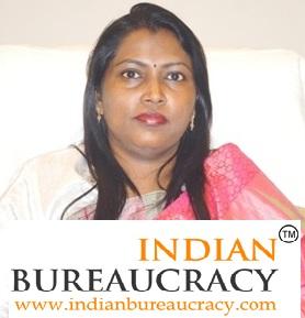 Selvakumari Jayarajan IAS