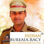 Shailendra Kumar Mishra IPS