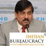 Upendra Prasad Singh IAS