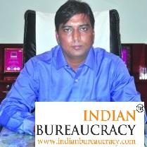 Vikrant Pandey IAS