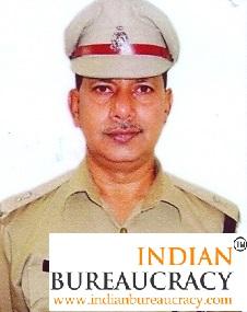rishna Bahadur Singh IPS