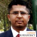 Arindam Chaudhary IAS