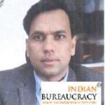 Ashok Kumar Meena IAS