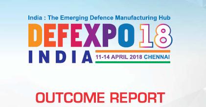 DefExpo India- 2018 Outcome Report