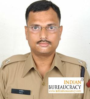 Dr Ashish IPS