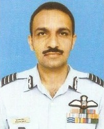 Group Captain Prajual Singh