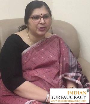 Harjot Kaur Bamhrah IAS