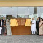 India and Bangladesh jointly inaugurates NBCC built Bangladesh Bhavan