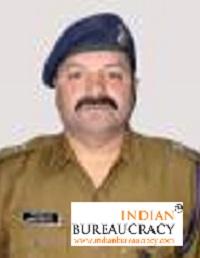 Manoj Kumar Rai IPS