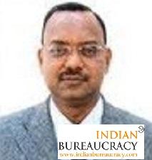 Narendra Kumar Gupta IAS