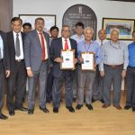 PFC signing of MoU with Ministry of Power