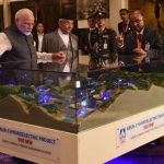 Project jointly laid by India and Nepal PM