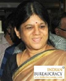 Pushpa Subramanyam IAS