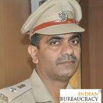Rajesh Singh Chandel IPS
