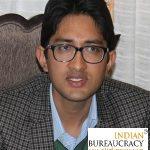 Rohan Chand Thakur IAS