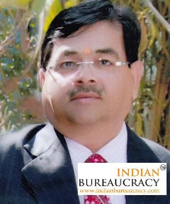 Shyam Singh Rajpurohit IAS