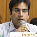 Sandesh Nayak IAS