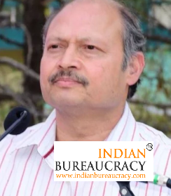Shrikant Baldi IAS