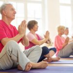 seniors stick to fitness routines