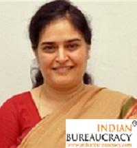 Usha Sharma IAS