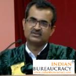 Vikram Sahay IRS