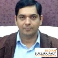 Ajay Singh Tomar IAS