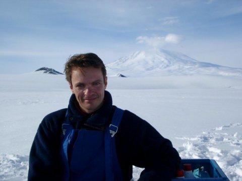 Antarctic experts