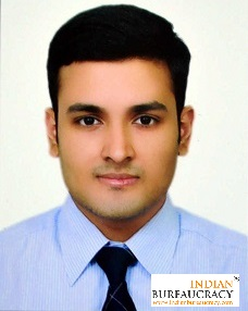 Anurag Chander Sharma IAS