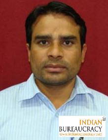 Arvind Kumar Mina IAS